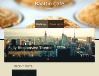 baattincafe.com screenshot