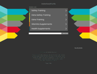 babahealth.info screenshot