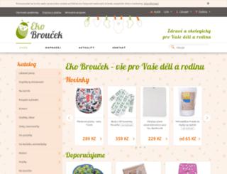 babako.cz screenshot