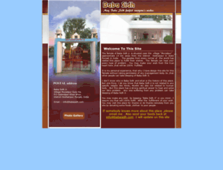 babasidh.com screenshot