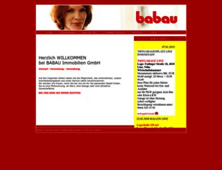 babau.eu screenshot