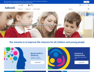 babcock-education.co.uk screenshot
