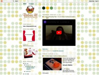 babies411blog.blogspot.com screenshot