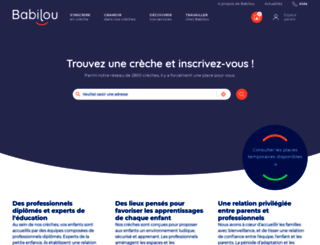 babilou.fr screenshot
