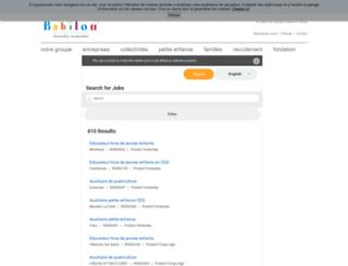 babilou.profils.org screenshot