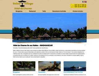 baboo-village.com screenshot