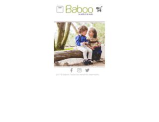 baboo.pe screenshot