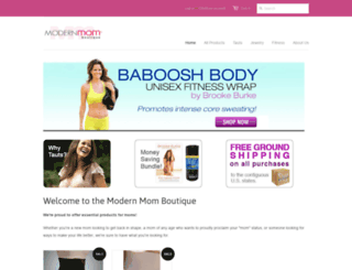 babooshbaby.com screenshot