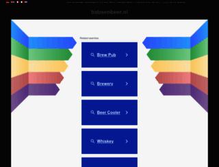 babsenbeer.nl screenshot