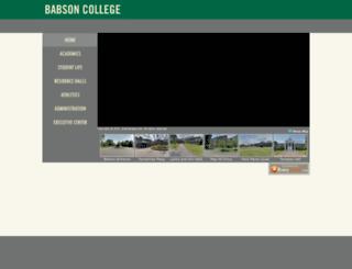 babson.everyscape.com screenshot