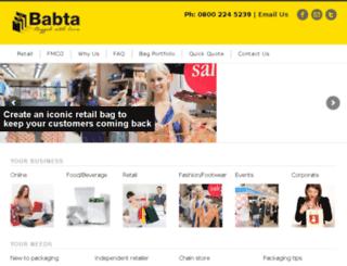 babta.co.nz screenshot