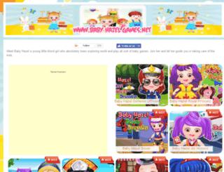 baby-hazel-games.net screenshot