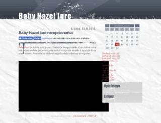baby-hazel-igre.blog.hr screenshot