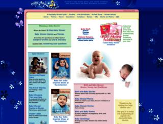 baby-shower.com screenshot