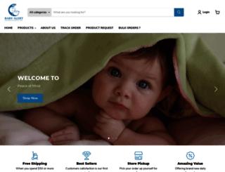 babyalert.info screenshot