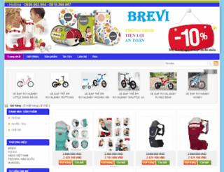 babyanhvu.com screenshot