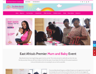 babybandafair.com screenshot