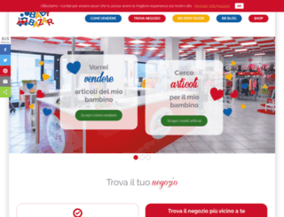 babybazar.it screenshot