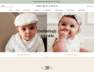 babybeauandbelle.com screenshot