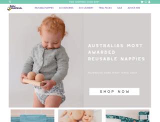 babybeehinds.com.au screenshot