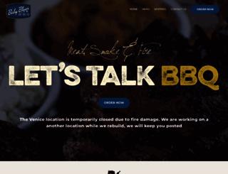 babybluesbbq.com screenshot