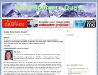 babyboomersquest.com screenshot