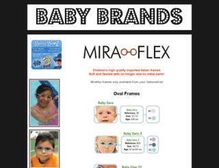 babybrands.co.za screenshot