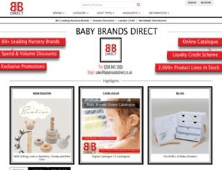 babybrandsdirect.co.uk screenshot