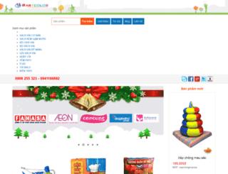 babycolor.com.vn screenshot