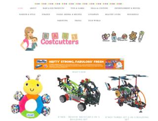 babycostcutters.com screenshot