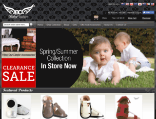 babycouture.com.au screenshot