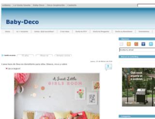 babydeco.blogspot.com screenshot