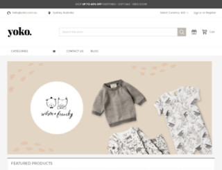 babydino.com.au screenshot