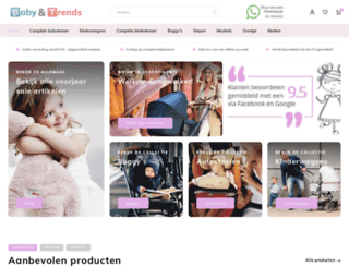 babyentrends.nl screenshot