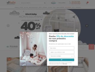 babyenxoval.com.br screenshot