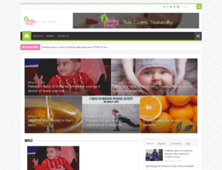 babyfirst.com.pk screenshot