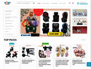babygogo.com.sg screenshot