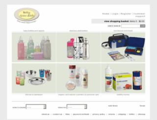 babygrowsafe.com.au screenshot
