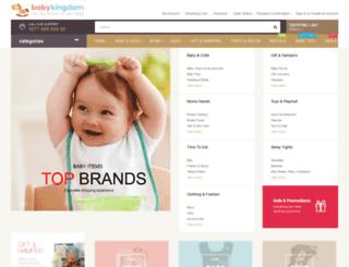 babykingdom.co.id screenshot