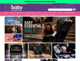 babykingdom.com.au screenshot