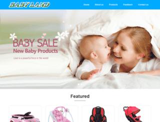babylands.com screenshot