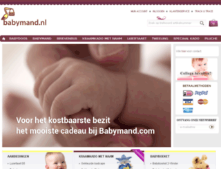 babymand.com screenshot
