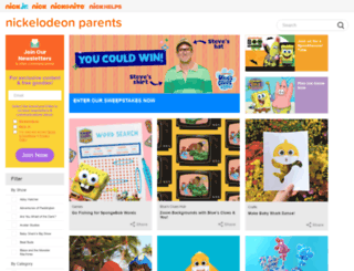 babynamesworld.parentsconnect.com screenshot