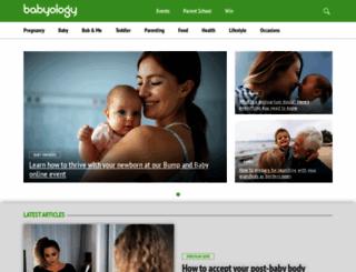 babyology.com.au screenshot