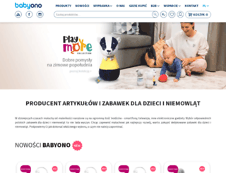 babyono.com screenshot