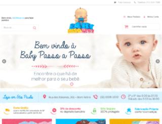babypassoapasso.com.br screenshot