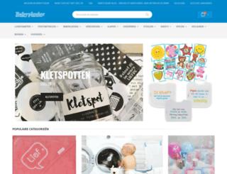 babyplezier.nl screenshot