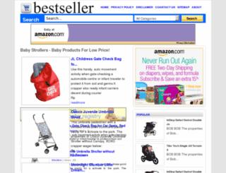 babyproductsstrollers.com screenshot