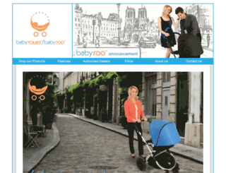 babyroues.com screenshot