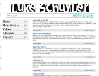 babyschuyler.com screenshot